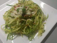 Een koolhydraatarm alternatief voor spaghetti.