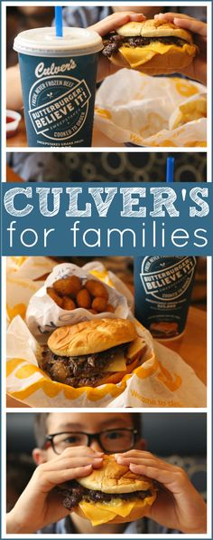 Culver's for Families | Why We Celebrate National Hamburger Month at Culver's #butterburgerbelieveit via @raisingwhasians