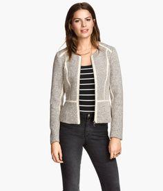 Short Jacket | Product Detail | H&M