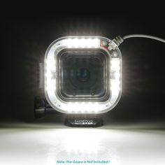 Bestlight® Port USB 38 LED Anneau Tournage Flash DE Nuit Eclairage pour GoPro Hero 4 Session Caméras: Amazon.fr: Photo & Caméscopes