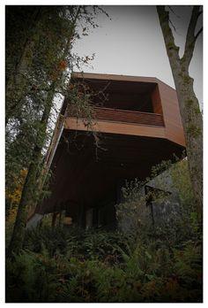 Hoke House Beautiful Architecture Architecture Modern Buildings