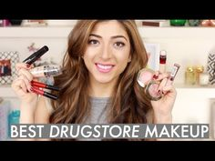 Top 10 Drugstore Holy Grail Products #DrugstoreBeautyWeek | Amelia Liana