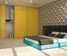 Find the latest innovations in Sliding Closet Doors in Miami at Armadi Closets. Customize your sliding doors to fit any closet size. Sliding Closet Doors, Studios, House Design, Bed, Furniture, Miami, Home Decor, Rooms, Music