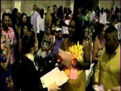 Paulinho Mobylette Casamento Comunitario  Salão Olavo Bilac  2014