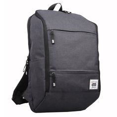 Aftergen Grey Travelers 15 Inch Backpack
