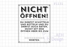 {un}mögliche Texte - AEH Design Stempel