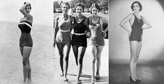 Our Favorite Swimsuits In Recent History Bikini Vintage, Swimsuits, Bikinis, Swimwear, Ursula Andress, Brigitte Bardot, Body Image, Fashion Plates, Vintage Love