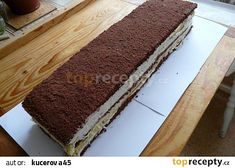 slepené pruhy Tiramisu, Ethnic Recipes, Food, Essen, Tiramisu Cake, Yemek, Meals