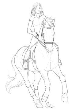 .::Free Lineart::. by BH-Stables
