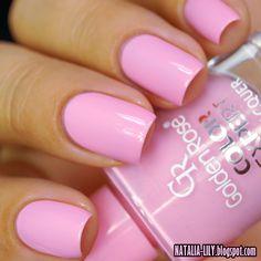 natalia-lily: Beauty Blog: GOLDEN ROSE COLOR EXPERT NR 48 | Piękny jasny róż...