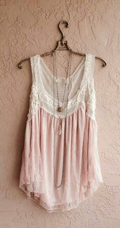 Not exactly boho but something to wear if you were to nervous to come out in a crop top and patterned maxi skirt