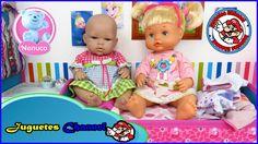 Nenuco Room Tour Delia Hermanitas Traviesas enseña a bebé Lucía su habit...