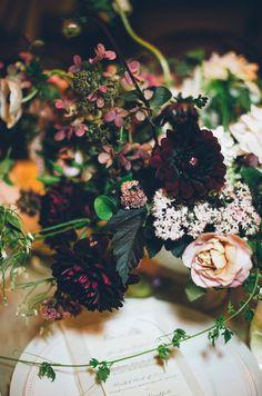 Fashionable New York Garden Wedding