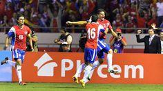 Seleccion Nacional de Futbol 2013 - Deportes - Costa Rica