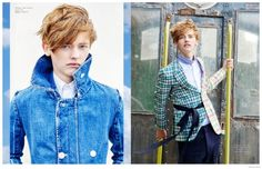 Spring Day-Young Fusion model Robbie McKinnon is back in the spotlight, appearing in a solo fashion editorial to accompany his new Visual Tales cover. Spring 2015 Fashion, Spring Day, Editorial Fashion, Crushes, Teen, Cover, City, Blanket, City Drawing