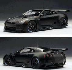 Nissan GTR-- why arent you in my garage :(