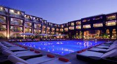 HOTEL|モロッコ・マラケシュのホテル>メディナに近いホテル>ホテル & リャズ ナウラ バリエール マラケッシュ(Hôtel & Ryads Naoura Barrière Marrakech)