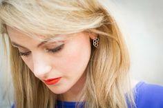 Jane Gowans Chimera minnow earring: Scottish Fashion / scottishfashion.co.uk