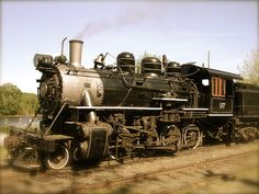 Steam Engine 97 by thegreendoodle, via Flickr