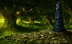 One more artwork inspired by the Farseer Trilogy. Beyond the Moutain Kingdom, Fitz and the rest of his group find a Skill pillar made of memory stone. Assassin's Quest by Winterkeep on deviantART Farseer Trilogy, Royal Assassin, The Fitz, Robin Hobb, Memorial Stones, Deviantart, Fantasy, Artwork, Fantasia