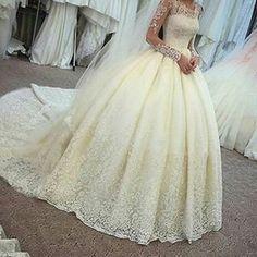 What do you think? #wedding #love #dress #bride