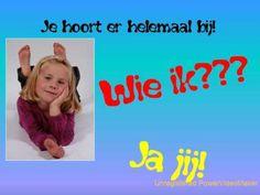 Je mag er zijn ! (kinderopwekking nr. 180) - YouTube