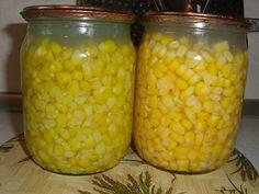 Кукуруза консервированная, быстрые домашние заготовки без стерилизации