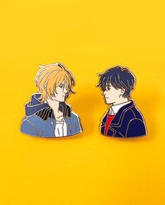 Banana Fish - Hard Enamel Pin sold by LEOREN. Shop more products from LEOREN on Storenvy, the home of independent small businesses all over the world. Nerd Merch, Dramas, Detroit Become Human Connor, Fish Wallpaper, Girls Anime, Anime Merchandise, Hard Enamel Pin, Cute Pins, Maid Sama