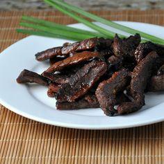Kalbi Beef