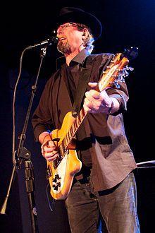 Roger McGuinn - founding member of The Byrds