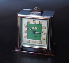 Jaz Art Deco Clock   Art Deco   Clocks   Jeroen Markies