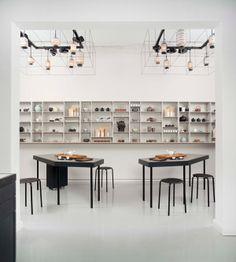 Paper and Tea, un concept store diventato un vero e proprio tempio del tè a Charlottenburg, Berlino