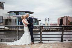 Manchester Wedding Photographer Media City