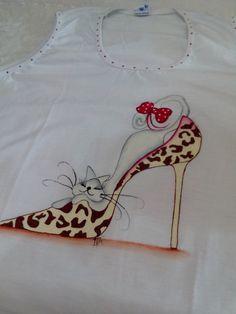 1000 images about oli on pinterest navidad search and - Pinturas para pintar camisetas ...