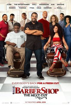 "Video: ""Barbershop 3: The Next Cut"" Trailer"