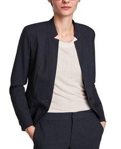 0f6b325c5e Zara Women Inverted Lapel Blazer 0605 227 44 EU    Check out the image