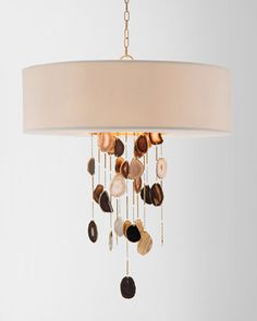 Falling+Agate+6-Light+Chandelier+by+John-Richard+Collection+at+Neiman+Marcus.
