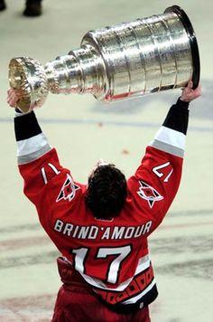 c857c1a35  CarolinaHurricanes Rod Brind Amour  NHL  hockey  NC Hockey Baby
