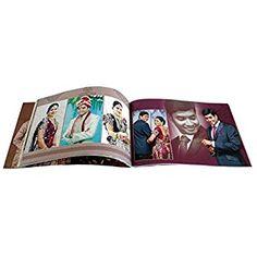 Presto Personalized Photo Book Album for Birthday Photo Wall Decor, Album Book, Adobe Photoshop, Photo Book, Size 16, Vacations, Anniversary, Weddings, Amazon
