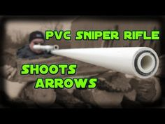 The New Blowgun Revolver that shoots Golf Tees – How to make PVC Projects Introducing the New PVC Blowgun Revolver. This is the only blowgun that I could fin.