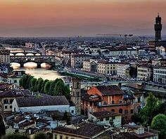 World's Best Cities for Romance: Florence