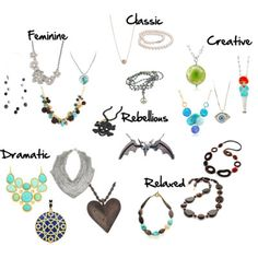 What's Your Personality Style? - Necklaces
