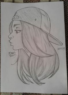 Ideas How To Draw Sketches Portraits For 2019 Disney Drawings Sketches, Art Drawings Sketches Simple, Girl Drawing Sketches, Dark Art Drawings, Girly Drawings, Pencil Art Drawings, Cartoon Drawings, Cartoon Art, Cool Drawings