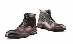 Sergio Serrano · Chopo   Zapatos para hombre   CHOPO O/I 2014