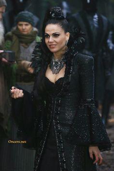 Regina Mills, Evil Queen, ouat 5.12