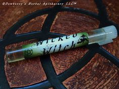 WICKED Witch DELUXE Sample Luxurious by DewberrysHerbal on Etsy, $11.95