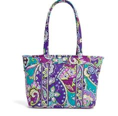Vera Bradley Mandy Tote in Heather Print #VeraBradley #ShoulderBag