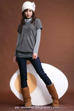 fall young teen girl outfits | ... Casual clothes for teenage girls 2011 - teens fashion 2011 | my lady