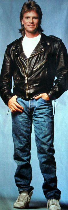 Macgyver leather jacket