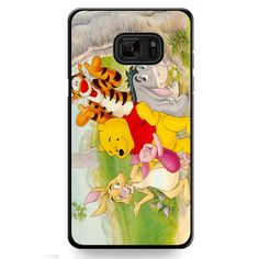 Winnie The Pooh And Friends TATUM-11944 Samsung Phonecase Cover For Samsung Galaxy Note 7